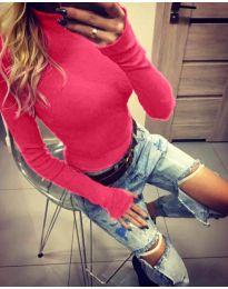 Bluza - kod 5256 - boja ciklame