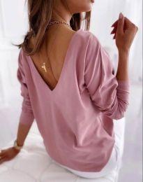 Bluza - kod 5173 - 6 - roze