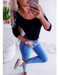 Bluza - kod 3272 - crna