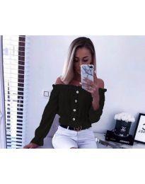 Košulja - kod 7126 - crna