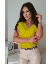 Majica - kod 388 - žutа