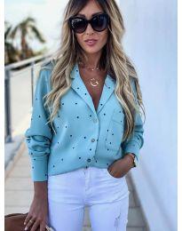 Košulja - kod 8050 - svijetlo plava