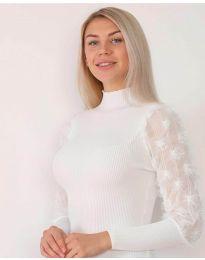 Bluza - kod 7870 - bijela
