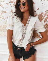 Bluza - kod 4730 - 1 - bijela