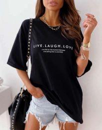 Majica - kod 5056 - crna