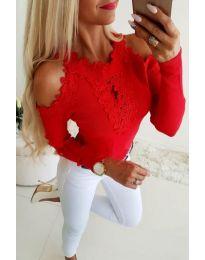 Bluza - kod 3538 - crvena
