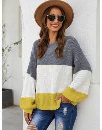 Bluza - kod 970 - žuta