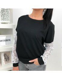 Bluza - kod 4060 - 1 - crna
