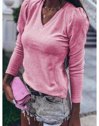 Bluza - kod 0755 - roze