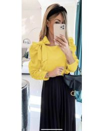 Bluza - kod 890 - žutа
