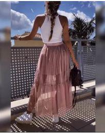 Suknja - kod 0008 - roze