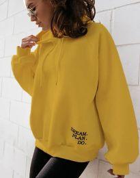 Bluza - kod 4229 - žuta