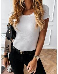Majica - kod 3626 - bijela