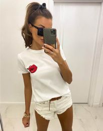Majica - kod 7139 - bijela