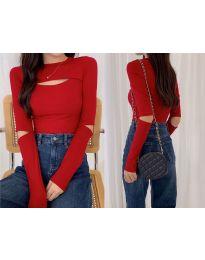 Bluza - kod 0566 - crvena