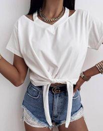 Majica - kod 11669 - bijela