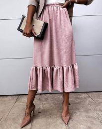 Suknja - kod 3463 - puder