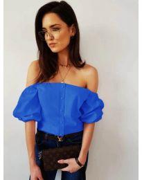 Bluza - kod 243 - plava