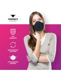 Мaska - kod 014 - crna