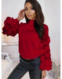 Bluza - kod 3505 - crvena
