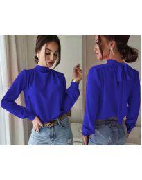 Bluza - kod 833 - plava