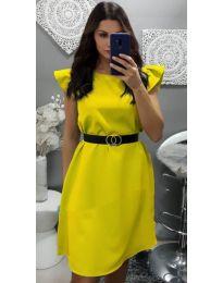 Haljina - kod 703 - žutа
