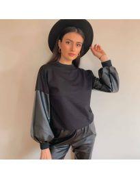 Bluza - kod 5171 - 4 - crna