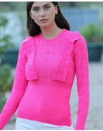 Bluza - kod 2214 - boja ciklame