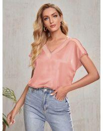 Majica - kod 5754 - roze