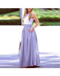 Suknja - kod 693 - svijetlo ljubičasta