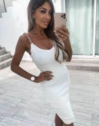 Haljina - kod 2765 - bijela