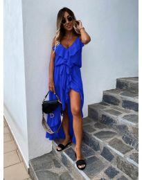 Haljina - kod 0081 - plava