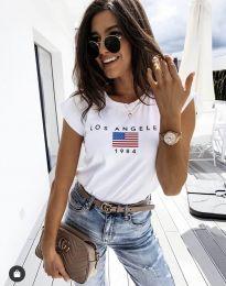 Majica - kod 6336 - bijela