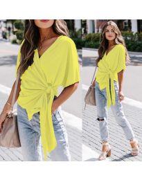 Bluza - kod 0009 - žutа