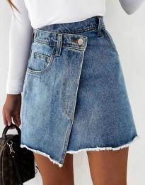 Suknja - kod 4390 - 1 - plava