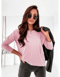Bluza - kod 5582 - roze