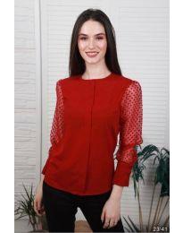 Bluza - kod 0631 - 3 - crvena