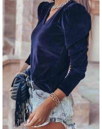 Bluza - kod 0755 - tamno plava