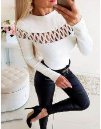 Bluza - kod 3511 - bijela