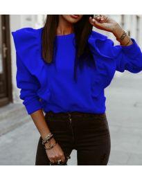 Bluza - kod 3890 - plava