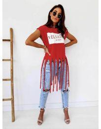 Majica - kod 607 - crvena
