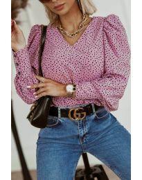 Bluza - kod 3250 - roze