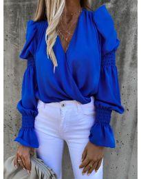 Bluza - kod 5451 - plava