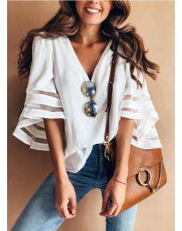 Bluza - kod 3371 - 1 - bijela