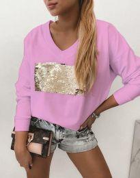 Bluza - kod 4150 - roze