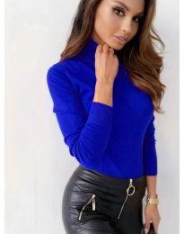 Bluza - kod 8861 - 1 - plava