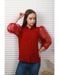 Košulja - kod 0633 - 1 - bordo