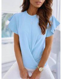 Majica - kod 515 - svijetlo plava
