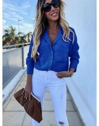Košulja - kod 8050 - plava