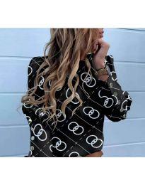 Košulja - kod 781 - crna